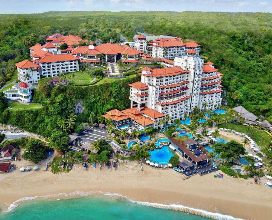 Hilton Bali Resort - hoteles familiares bali