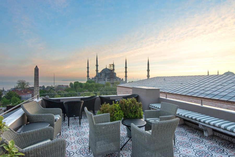 Mejores Hoteles en Estambul