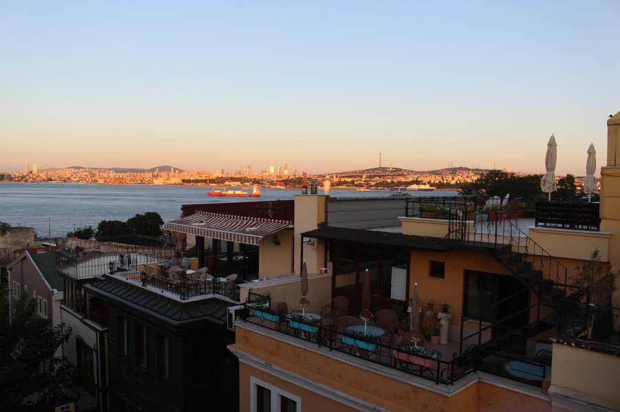 Hotel Peninsula - hoteles economicos estambul