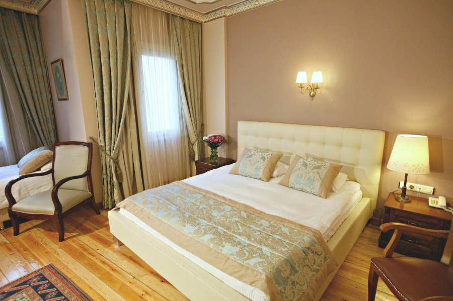 Hotel Uyan - mejores hoteles baratos estambul