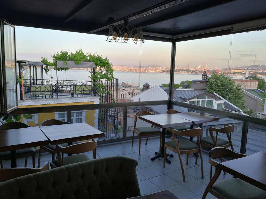 Marmara Guesthouse - alojamientos baratos estambul