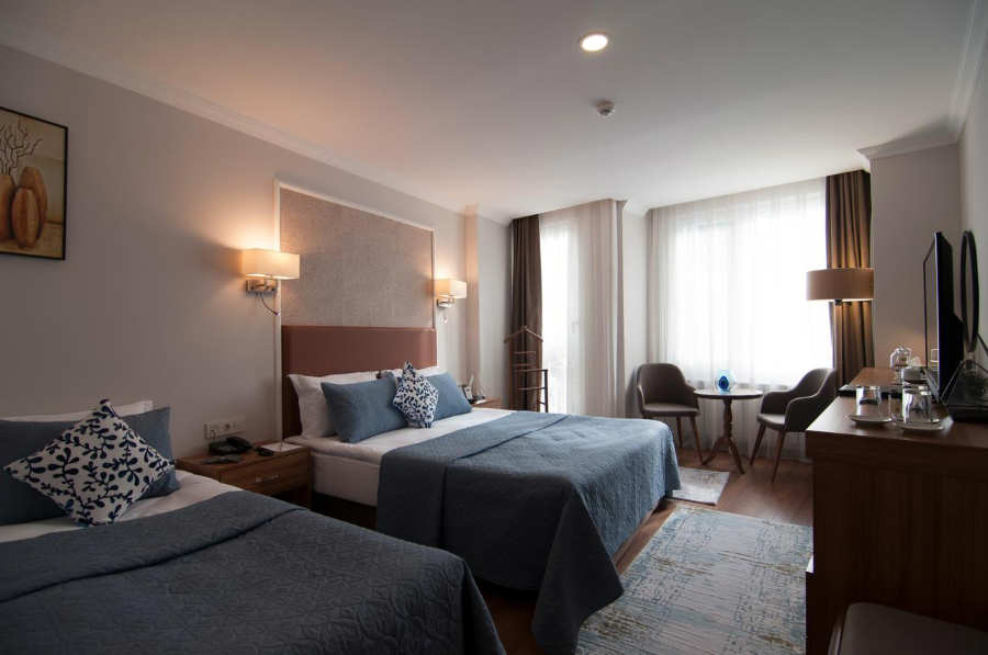 Nomade Hotel Exclusive - hoteles baratos estambul