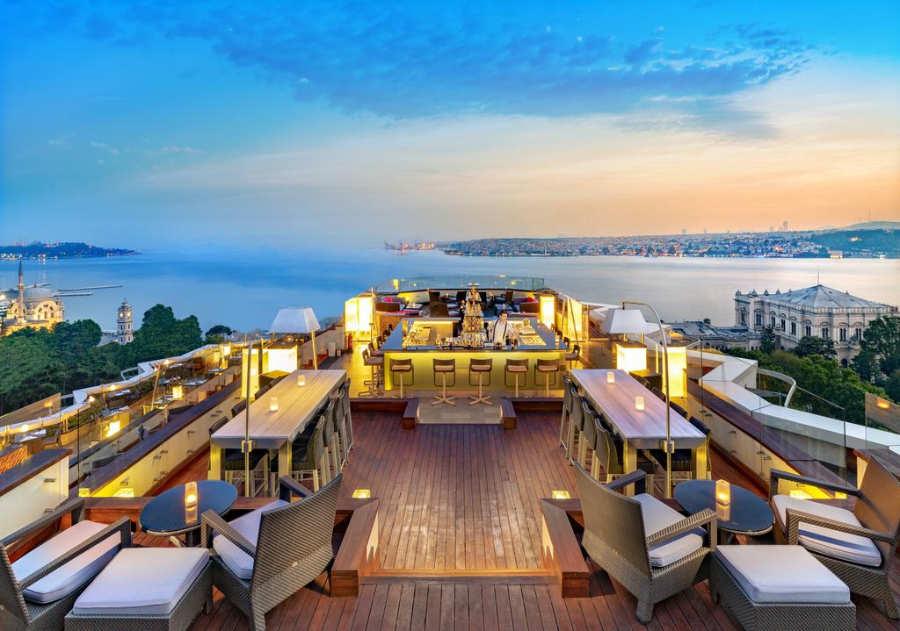 Swissotel The Bosphorus Istanbul - mejores hoteles estambul