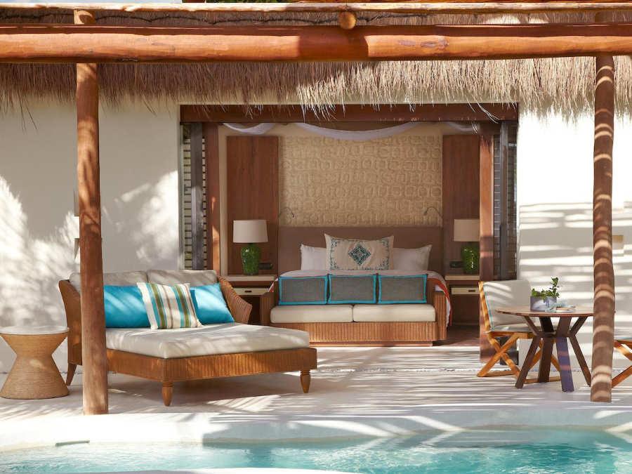 Viceroy Riviera Maya - hoteles luna de miel mexico