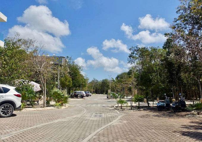 area de aldea zama tulum