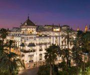 Dónde Alojarse en Sevilla