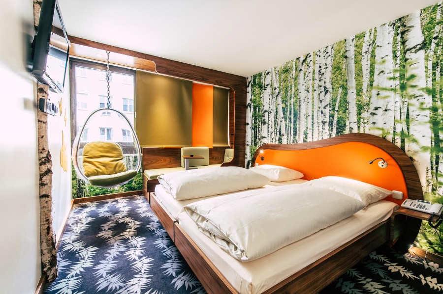 Cocoon Stachus - hoteles baratos munich