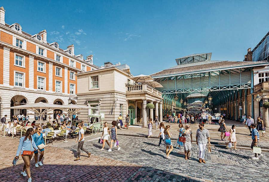 Covent Garden - donde alojarse en londres