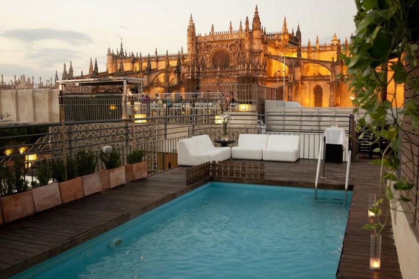 10 Mejores Hoteles En Sevilla Guía 2020