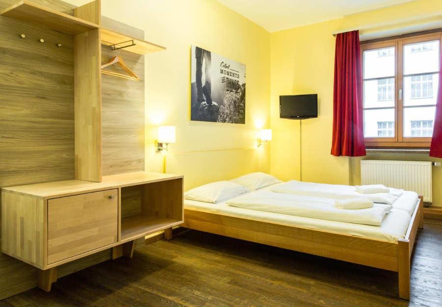 Euro Youth Hotel Munich - alojamientos baratos munich