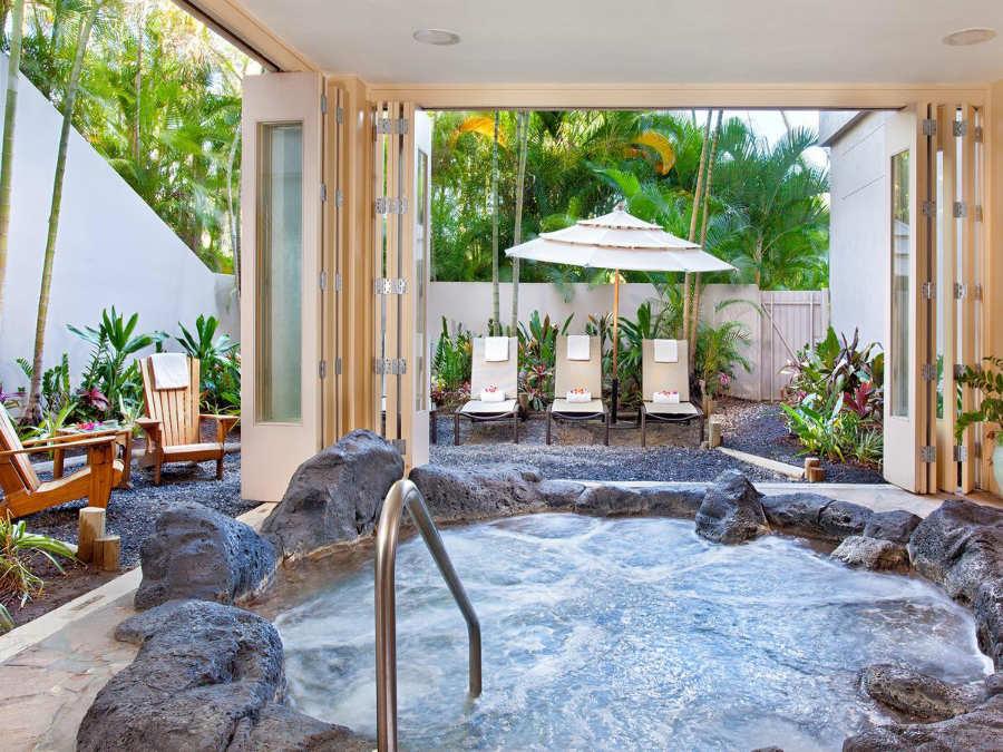 Hilton Waikoloa Village - hoteles en hawaii