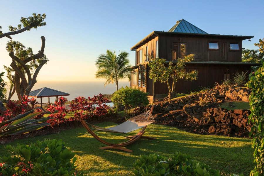 Holualoa Inn - luna de miel en hawaii
