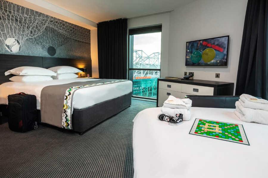 Hotel Football -Old Trafford - a Tribute Portfolio Hotel