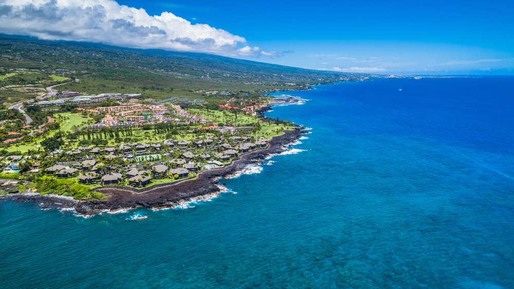 Kailua-Kona - Isla de Hawai