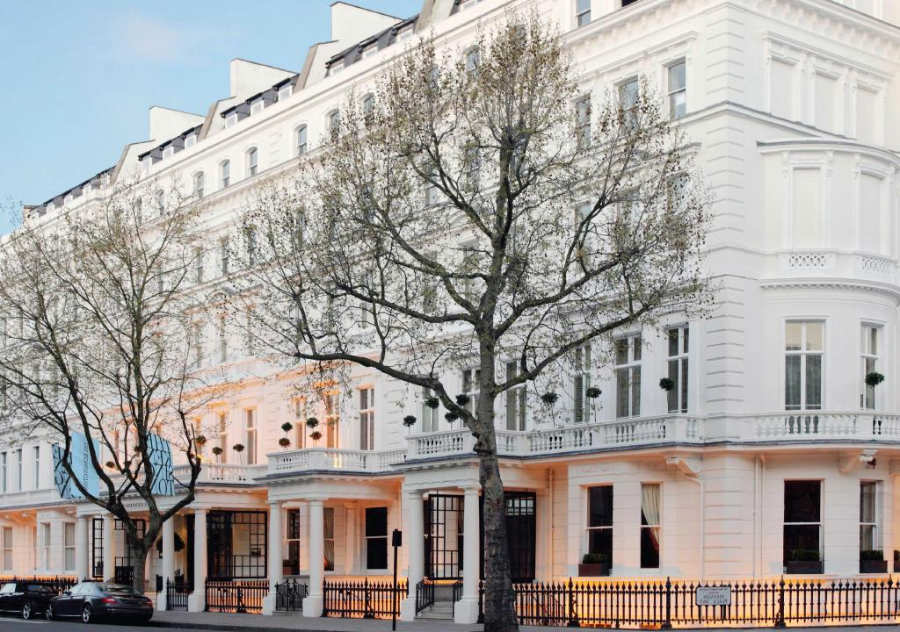Kensington - donde alojarse en londres