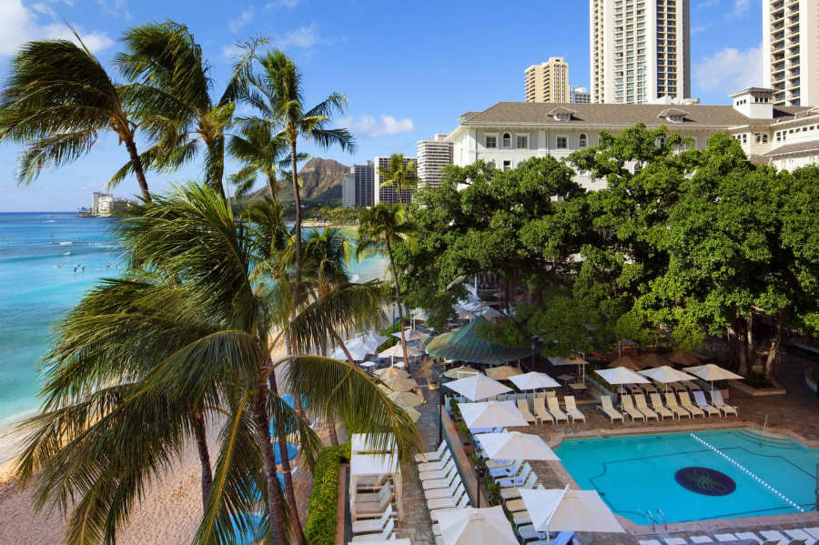 Moana Surfrider A Westin Resort & Spa