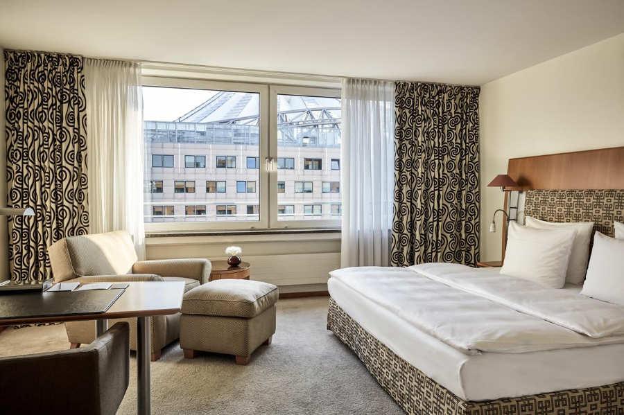 The Mandala Hotel - mejores hoteles en berlin