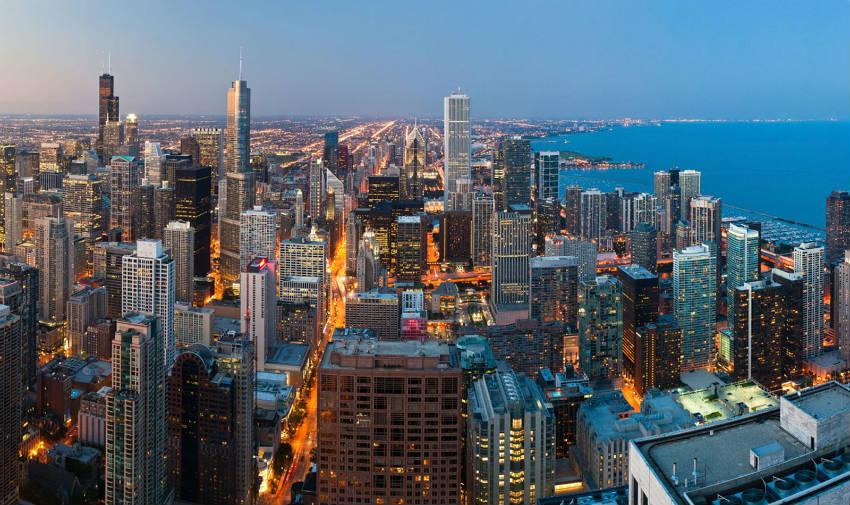 alojamientos en loop de chicago