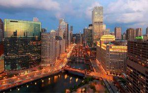 alojamientos en river north chicago