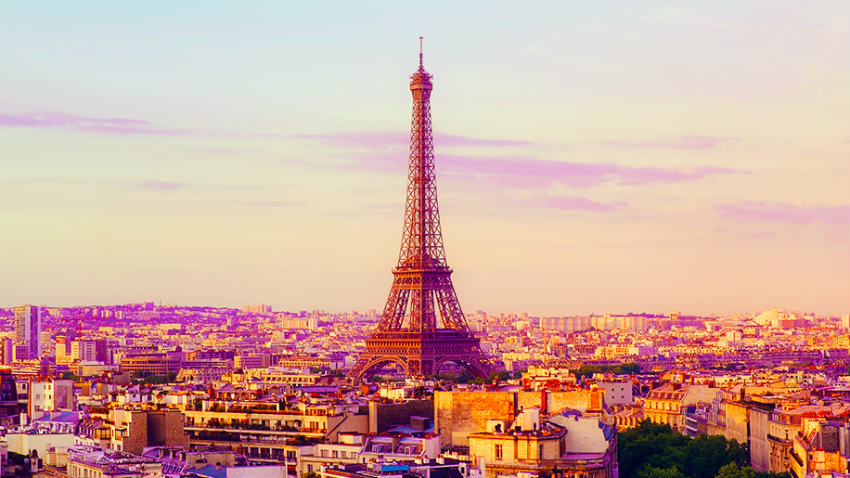 cuando viajar a paris