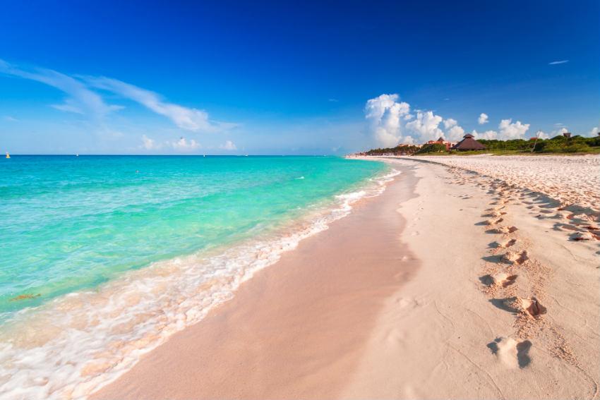 luna de miel en mexico playas