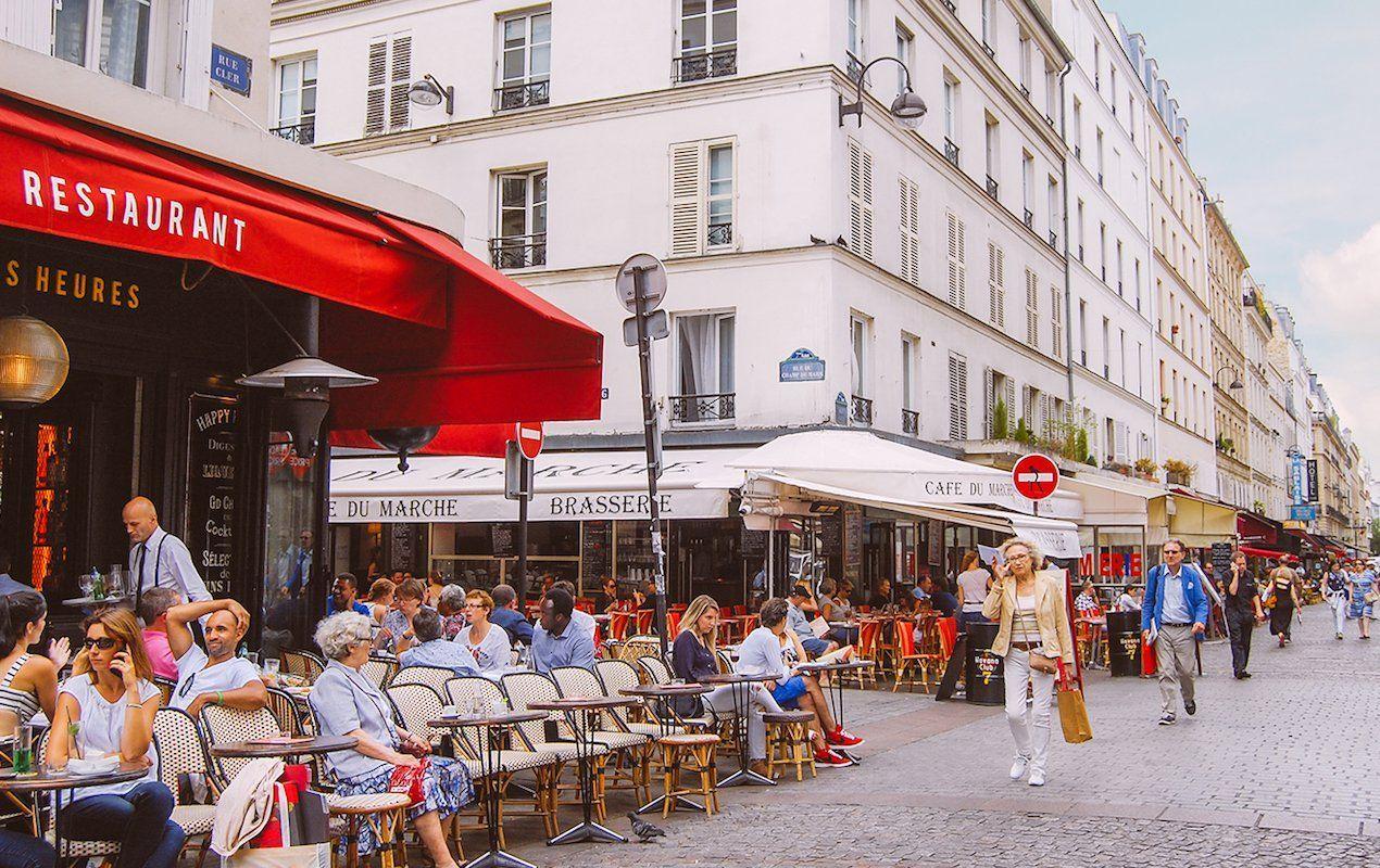 paris rue cler