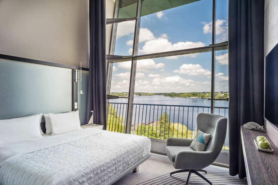 Le Méridien Hamburg - mejores hoteles en hamburgo