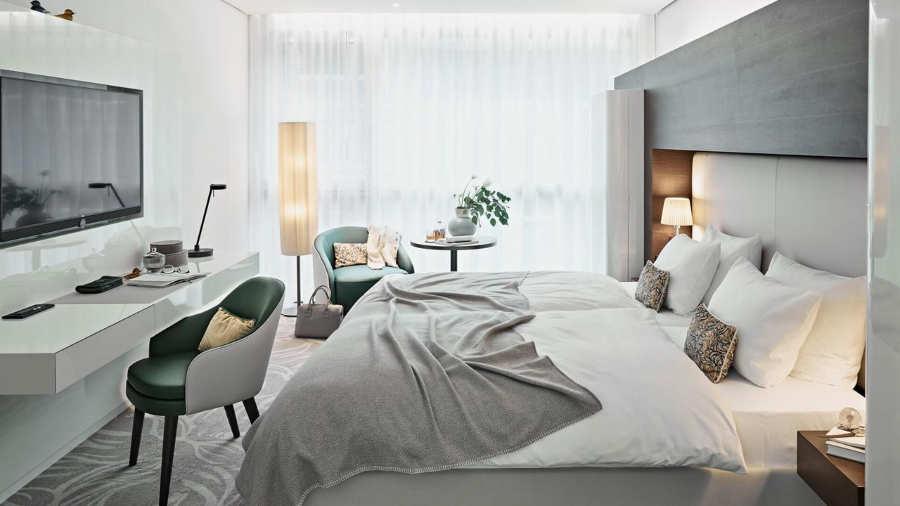 SIDE Design Hotel Hamburg - mejores hoteles hamburgo