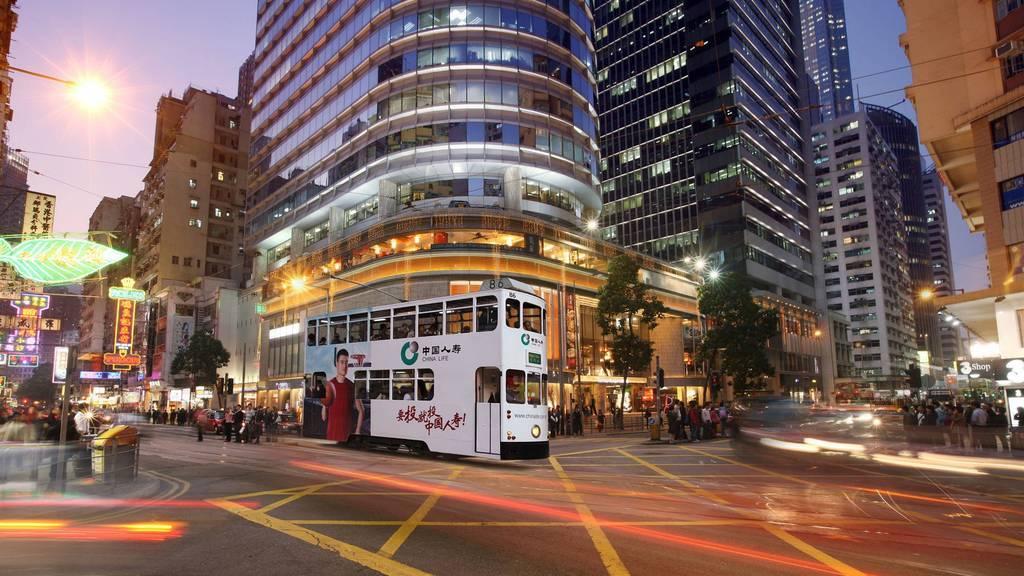 Alojarse en Wan Chai