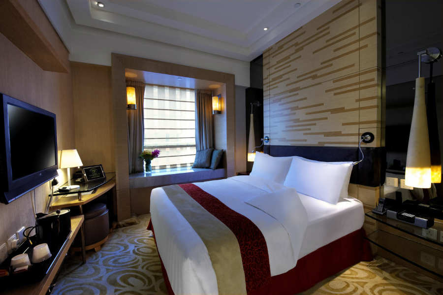 Charterhouse Causeway Bay - hoteles baratos hong kong