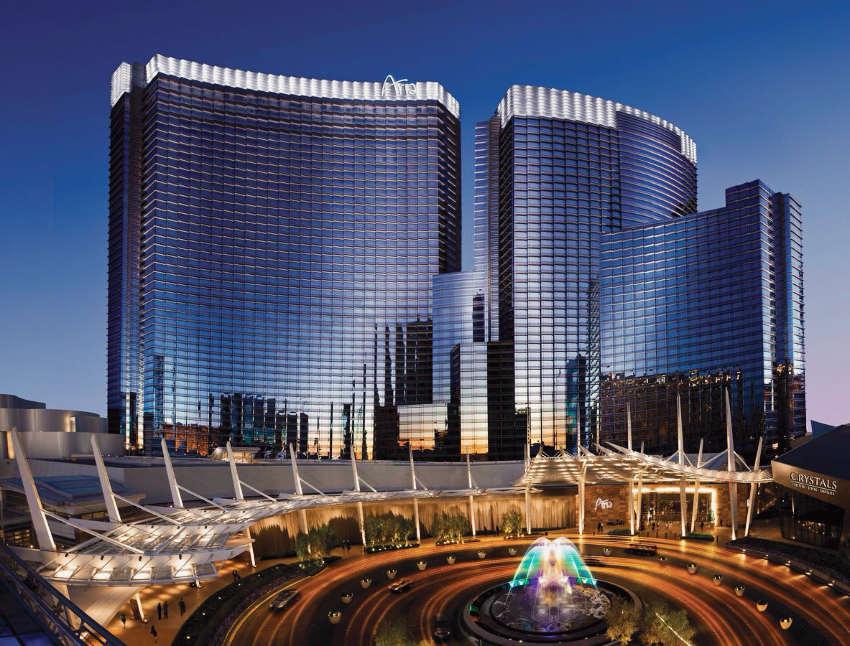 ARIA Resort & Casino - las vegas mejores hoteles