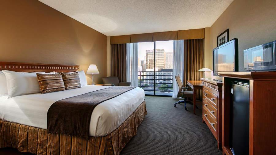 Best Western Plus Bayside Inn - hoteles economicos san diego