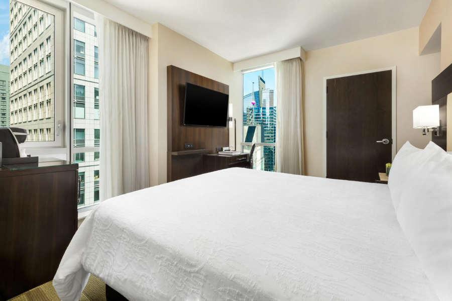 Hilton Garden Inn Times Square Central - hoteles baratos nueva york