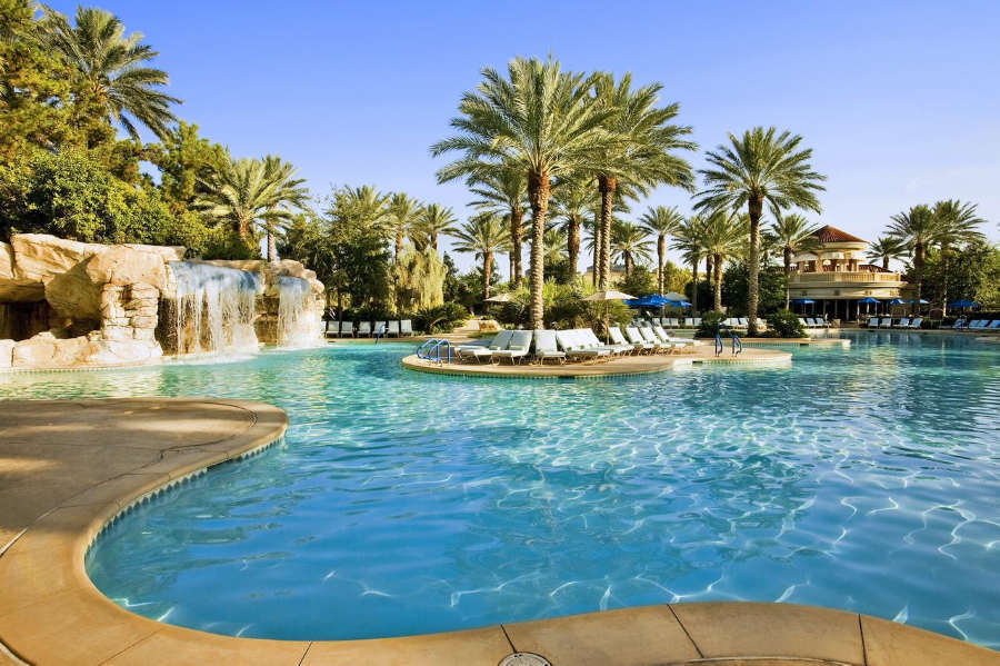 JW Marriott Las Vegas Resort and Spa - hoteles en las vegas