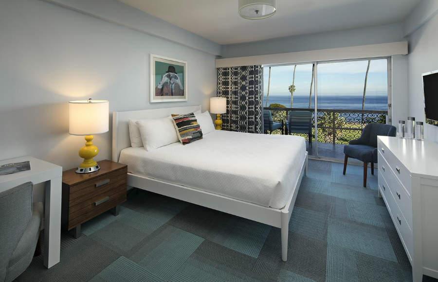 La Jolla Cove Suites - hoteles baratos san diego