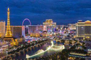 Las Vegas Strip - alojarse en las vegas