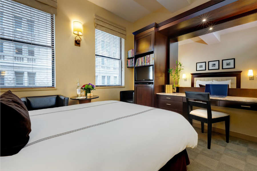 Library Hotel by Library Hotel Collection - mejores hoteles nueva york