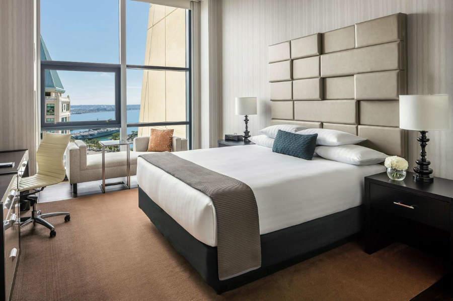 Manchester Grand Hyatt San Diego - hoteles en el centro de san diego