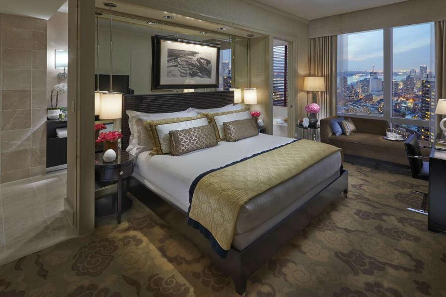 Mandarin Oriental New York - mejores hoteles nueva york