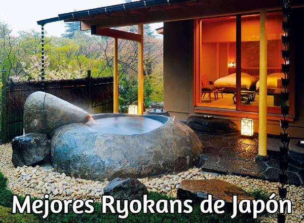 Mejores Ryokans de Japón