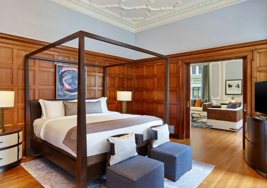 Palace Hotel, a Luxury Collection Hotel - mejores hoteles en san francisco
