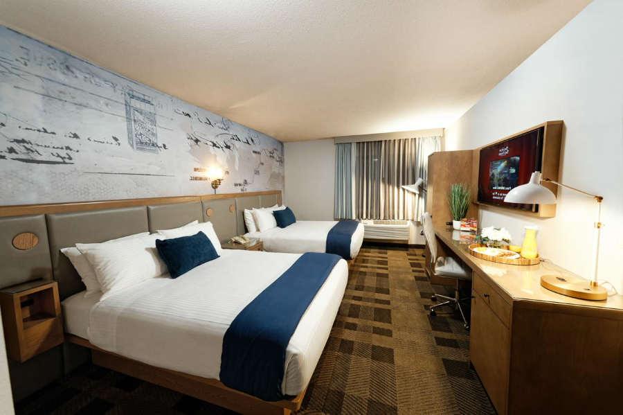 Silver Sevens Hotel & Casino - alojamiento barato en las vegas