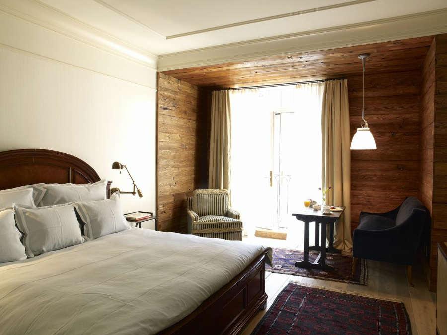 The Greenwich Hotel - mejores hoteles nueva york