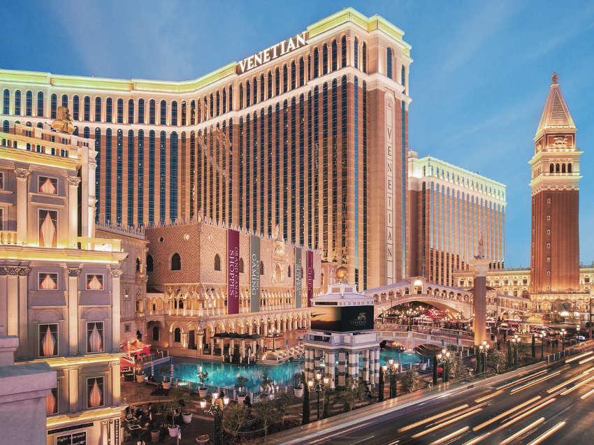 The Venetian® Resort Las Vegas - el mejor hotel de las vegas