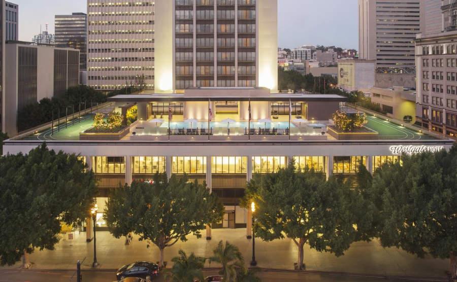 The Westgate Hotel - hoteles en san diego california