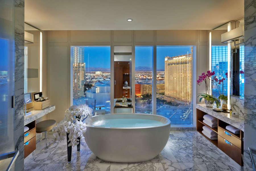Waldorf Astoria Las Vegas - mejores hoteles en las vegas