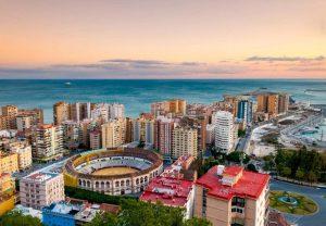La Malagueta - donde dormir en malaga