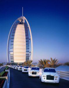 Reservar hotel burj al arab
