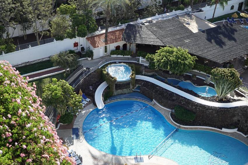 Spring Hotel Bitácora