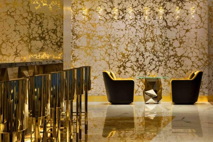 bar gold on 27 burj al arab